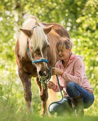 Monika Stangl - Tierheilpraktiker Schule